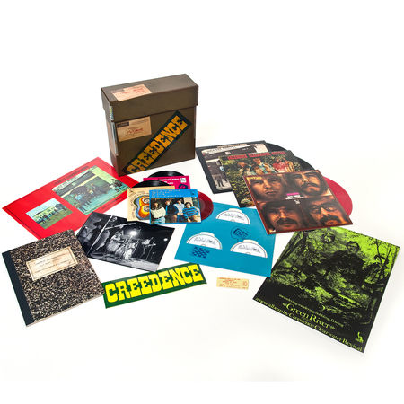 Creedence Clearwater Revival : 1969 Vinyl Boxed Set (3 X 7
