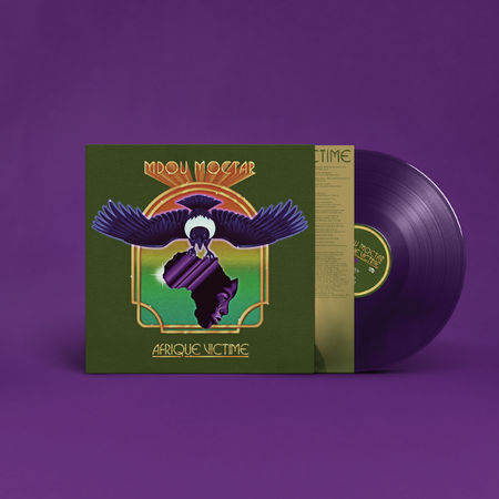Mdou Moctar: Afrique Victime: Limited Edition Purple Vinyl LP