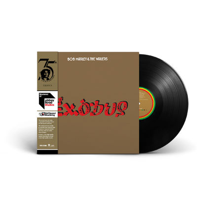 Bob Marley and The Wailers: Exodus (Half-Speed Mastered LP)