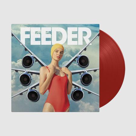 Feeder: Torpedo: Limited Edition Red Vinyl LP