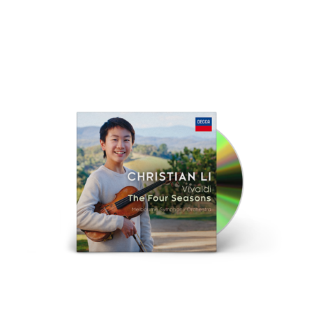 Christian Li: Vivaldi - The Four Seasons