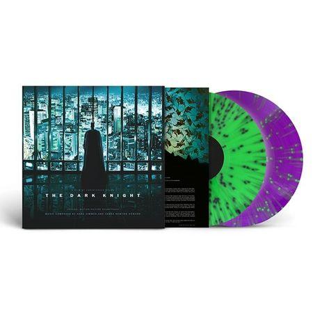 Original Soundtrack: The Dark Knight: Limited Edition Neon Green & Violet Vinyl