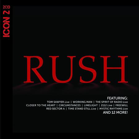 Rush: Icon (2CD)