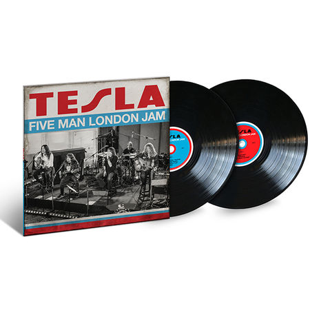 Tesla: Five Man London Jam