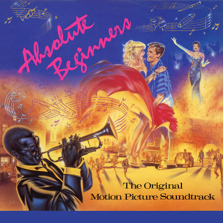 Various Artists: Absolute Beginners: The Original Motion Picture Soundtrack 2CD