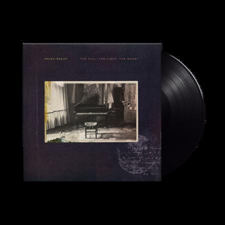 Haiku Salut: The Hill, The Light, The Ghost: Black Vinyl LP + Signed Art Print