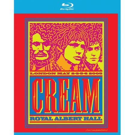 Cream: LIVE AT ROYAL ALBERT (BR)
