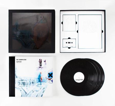 Radiohead: OK Computer OKNOTOK 1997 2017: Deluxe Box Set