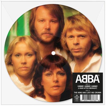 Abba: Gimme! Gimme! Gimme! (A Man After Midnight) 7
