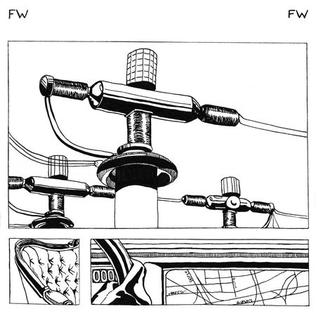 Forth Wanderers: Forth Wanderers - Standard Vinyl LP