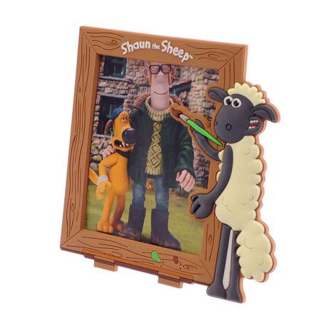 Shaun the Sheep: Shaun 3D PVC Photo Frame