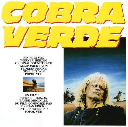 Popol Vuh: Cobra Verde: CD
