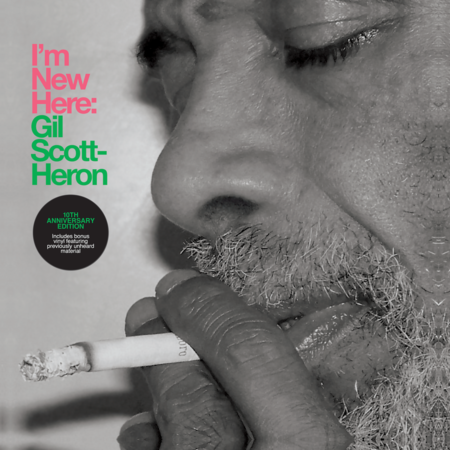 Gil Scott-Heron: I'm New Here: 10th Anniversary Expanded Edition Double CD