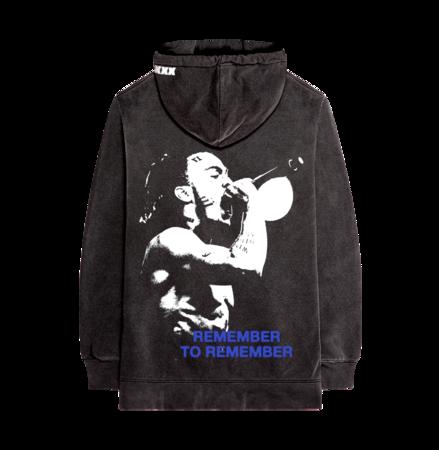 XXXtentacion: Remember To Remember Hoodie