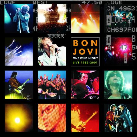 Bon Jovi: One Wild Night: Live 1985 - 2001