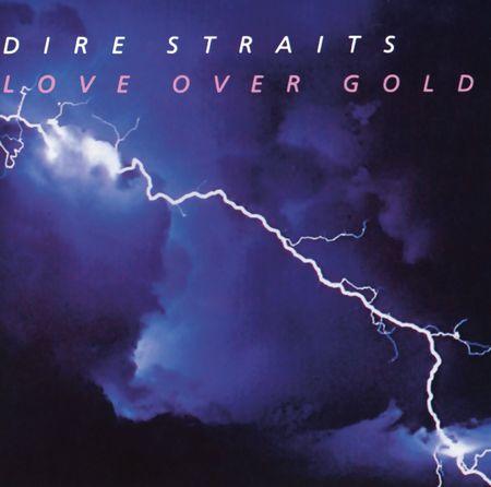 Dire Straits: Love Over Gold LP