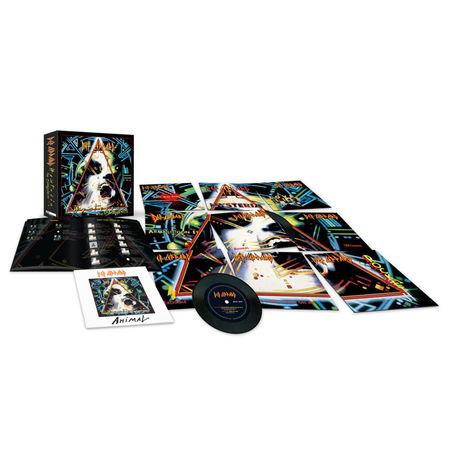 Def Leppard: Hysteria: Vinyl Singles Box (10 x 7