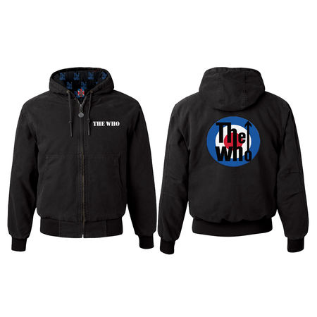 The Who: Custom Canvas Jacket