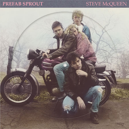 Prefab Sprout: Steve McQueen: Limited Edition Picture Disc