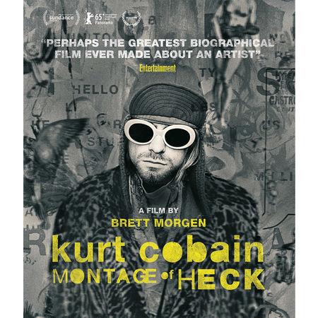 Kurt Cobain: Montage Of Heck: Film (DVD)