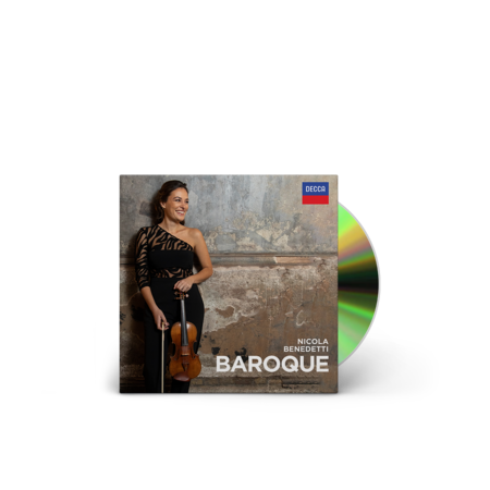 Nicola Benedetti: Baroque