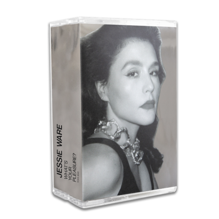 Jessie Ware: What's Your Pleasure (The Platinum Pleasure Edition) Limited Edition Cassette Set