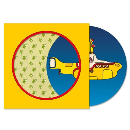 "The Beatles Polska: Ukaże się limitowany singiel ""Yellow Submarine"""