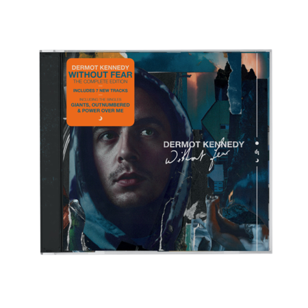 Dermot Kennedy: WITHOUT FEAR: THE COMPLETE EDITION