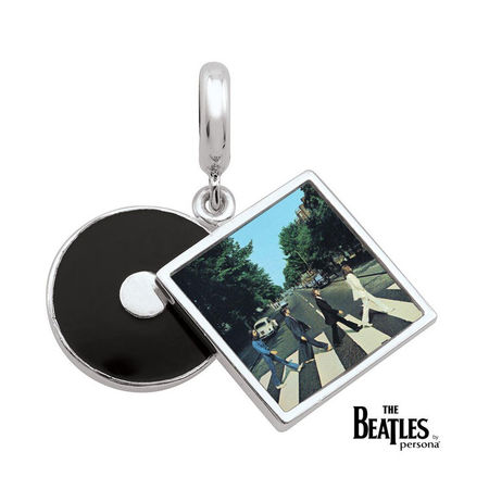 The Beatles: 925 Abbey Road Cover Dangle