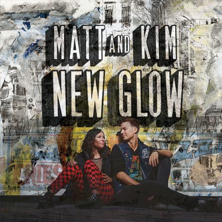 Matt & Kim: New Glow LP