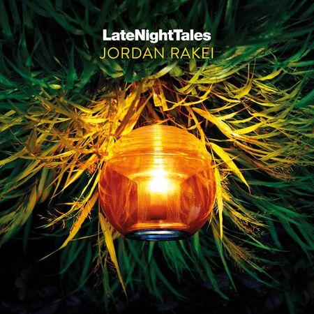 Jordan Rakei: Late Night Tales - Jordan Rakei: CD