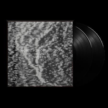 Moritz Von Oswald: Dissent: Limited Edition Double Vinyl
