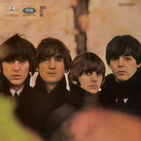 The Beatles: Beatles For Sale (Mono 180 Gram Vinyl)