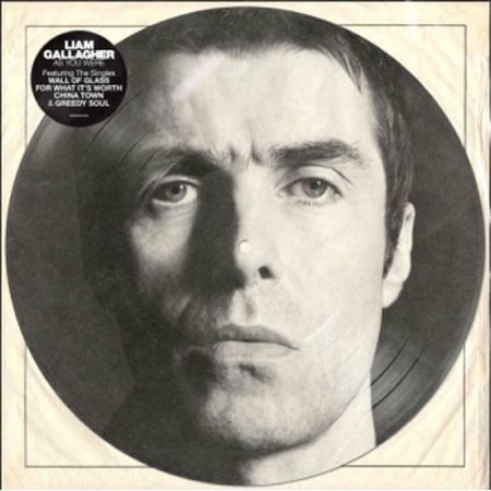 Liam Gallagher: As You Were: Limited Edition Picture Disc [Import]