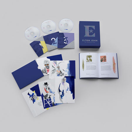 Elton John: Diamonds (3 CD Deluxe Limited Edition)