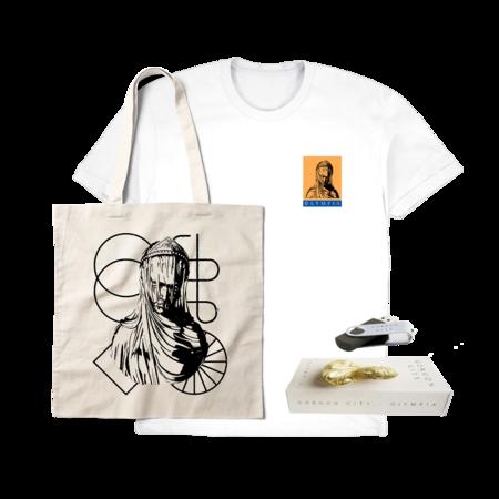 Gorgon  City: Olympia USB, Tote & T-shirt