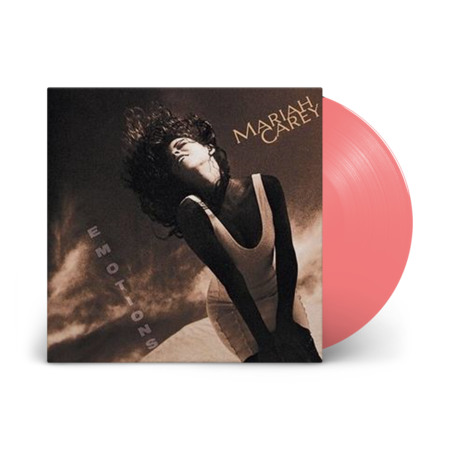 Mariah Carey: Emotions Limited Edition Baby Pink Vinyl (NAD 2021)