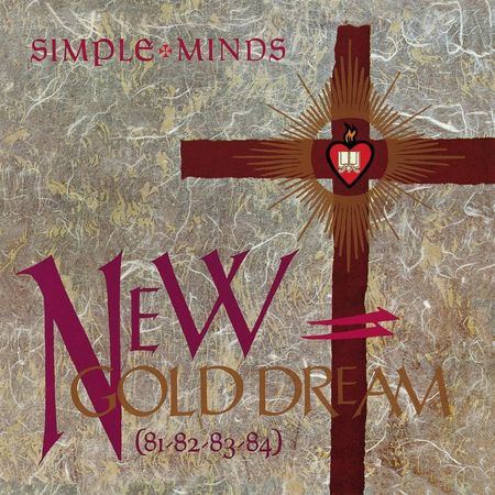 Simple Minds: New Gold Dream (81-82-83-84) (Deluxe 2CD)