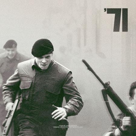David Holmes: '71 - Original Soundtrack: Numbered Vinyl