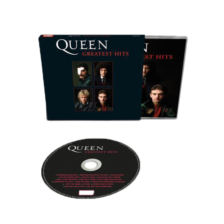 Queen: Greatest Hits (Slipcase + CD Sized Insert)