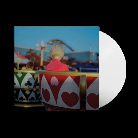 Hollie Kenniff: The Quiet Drift: Limited Edition Snow White Vinyl