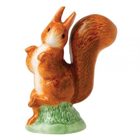 Squirrel Nutkin: Squirrel Nutkin - 8.5cm Classic Figurine