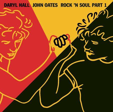 Hall & Oates: Rock N Soul Part 1: Vinyl LP