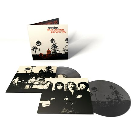 Eagles: Live At The Los Angeles Forum '76: 180g Vinyl