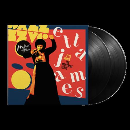 etta james: Etta James: The Montreux Years: 2LP