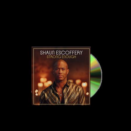 Shaun Escoffery: Strong Enough Signed CD