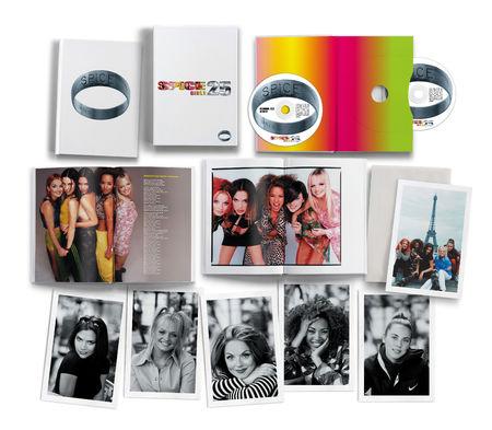 Spice Girls: Spice - 25th Anniversary (2CD)