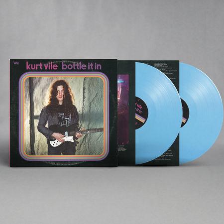 Kurt Vile: Bottle It In: Blue Vinyl