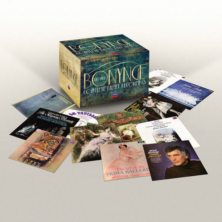 Richard Bonynge: Complete Ballet Recordings
