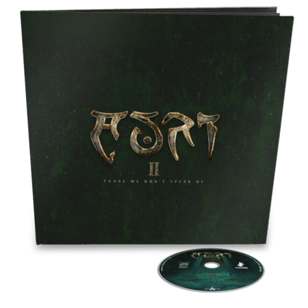 Auri: II – Those We Don't Speak Of: Limited Edition Earbook (inc 36-page booklet) + Signed Print